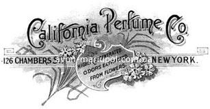 Калифорнийская парфюмерная компания